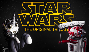 Ask Movie Slate - Star Wars - Intro, First Trilogy by jamescorck