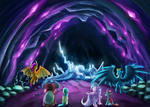 Fanart - MLP. Season 9, Remains of Harmony