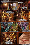 Comic - EXTERMINATUS. Page 01 by jamescorck