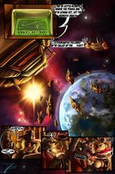 Comic - EXTERMINATUS. Page 02