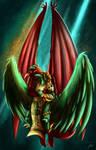 Artwork - Winged Embrace by jamescorck