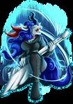 Fanart - MLP. Ivory Angel by jamescorck