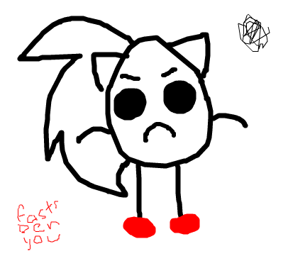 sanic by TacosAreGreat