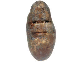 Potato by cloeman