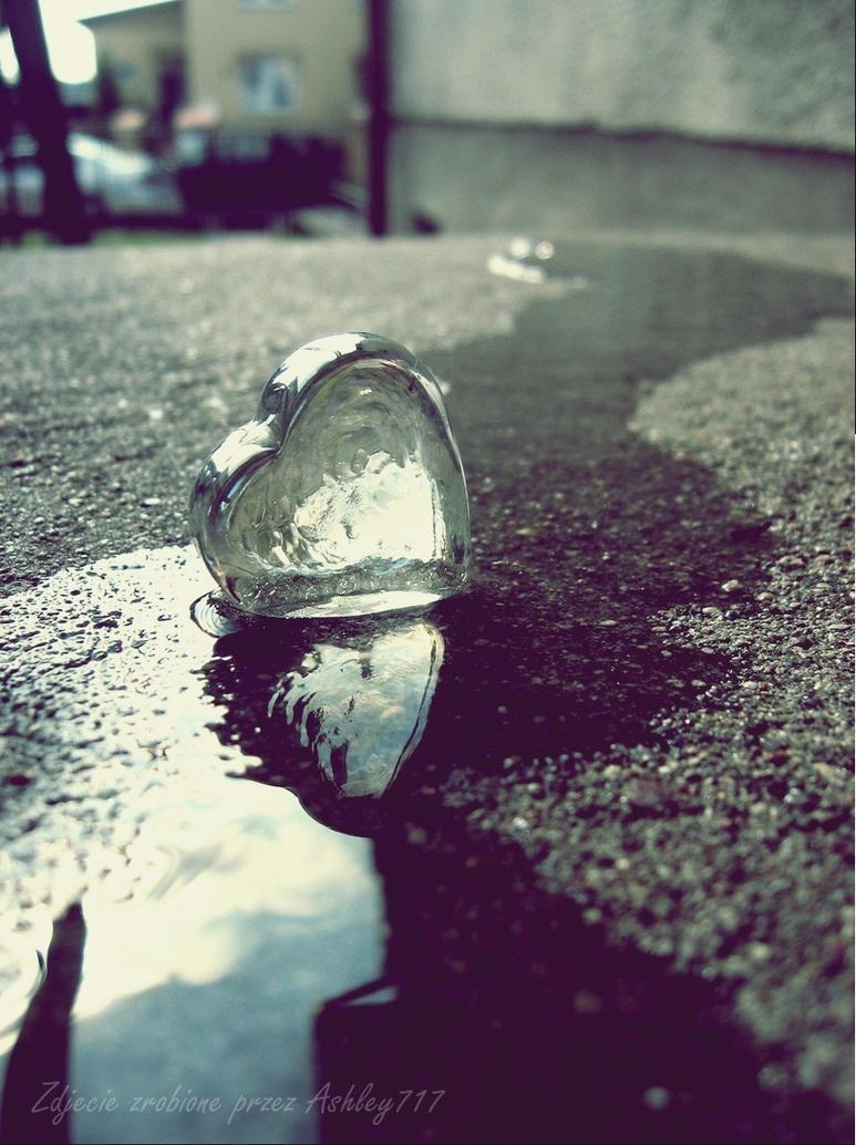 heart in water by ashley717