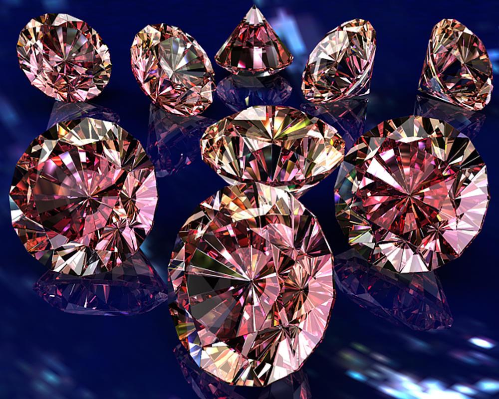 Pink Diamonds by 00alisa00