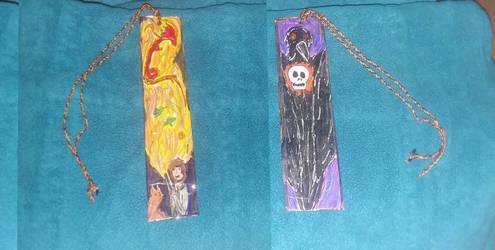 Fantasy Bookmark by Silencedbook9