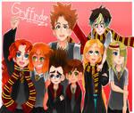 Hogwarts AU:Gryffindor