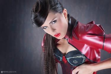 red latex by Azaminda