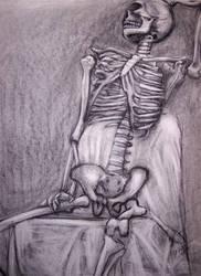 Skeleton-san