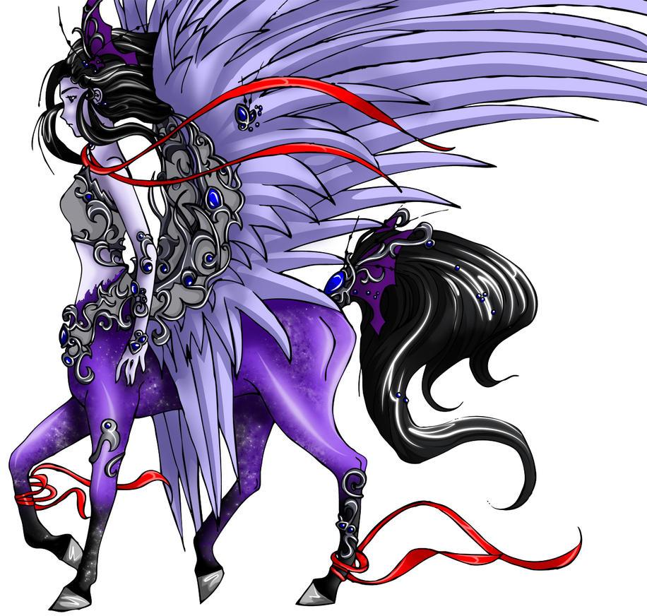 Colored Centaur by ddkolker