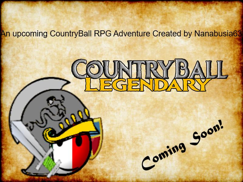 CountryBall Legendary Teaser by nanabusia63