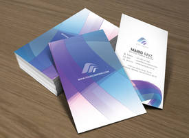 Inspirational business card 01 by Lemongraphic