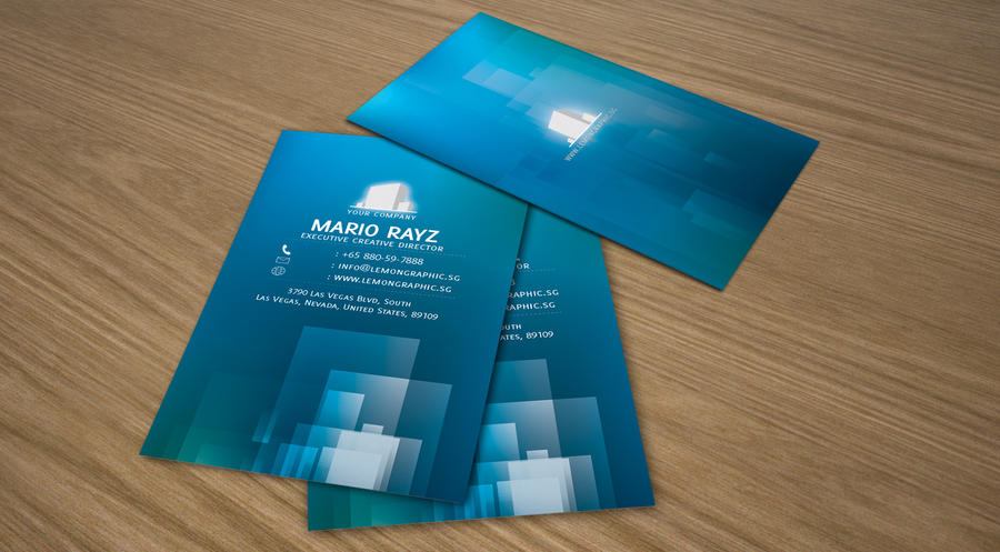 Aqua water business card by lemongraphic on deviantart aqua water business card by lemongraphic colourmoves