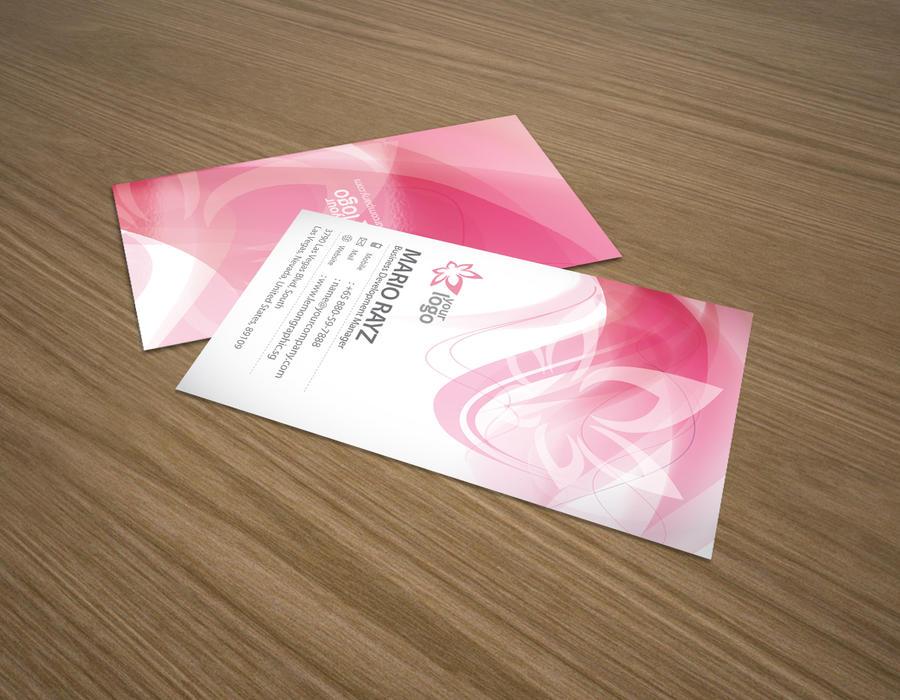 Cherry blossom business card by lemongraphic on deviantart cherry blossom business card by lemongraphic colourmoves