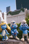 Smurfs the movie