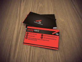 Renovator business card by Lemongraphic