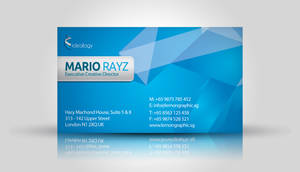 idealogy business card