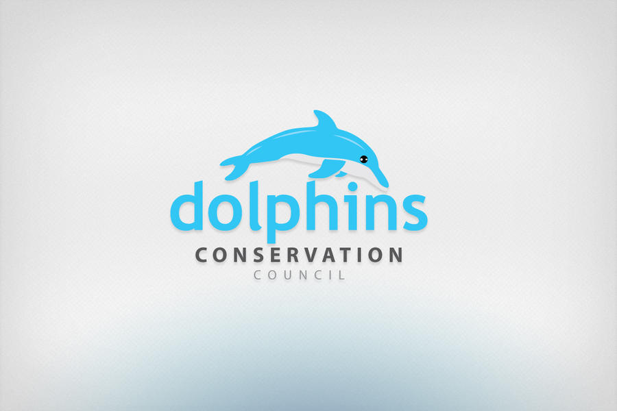 Dolphins conservation logo