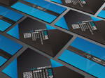 Detector Business card design