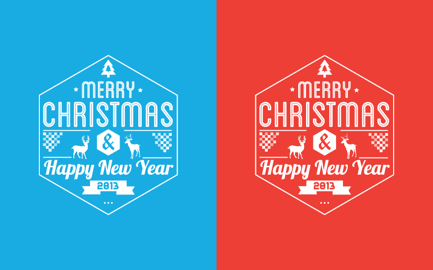 Merry christmas card 2013 by lemongraphic on deviantart merry christmas card 2013 by lemongraphic m4hsunfo
