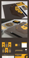 Techlion Corporate Branding Project