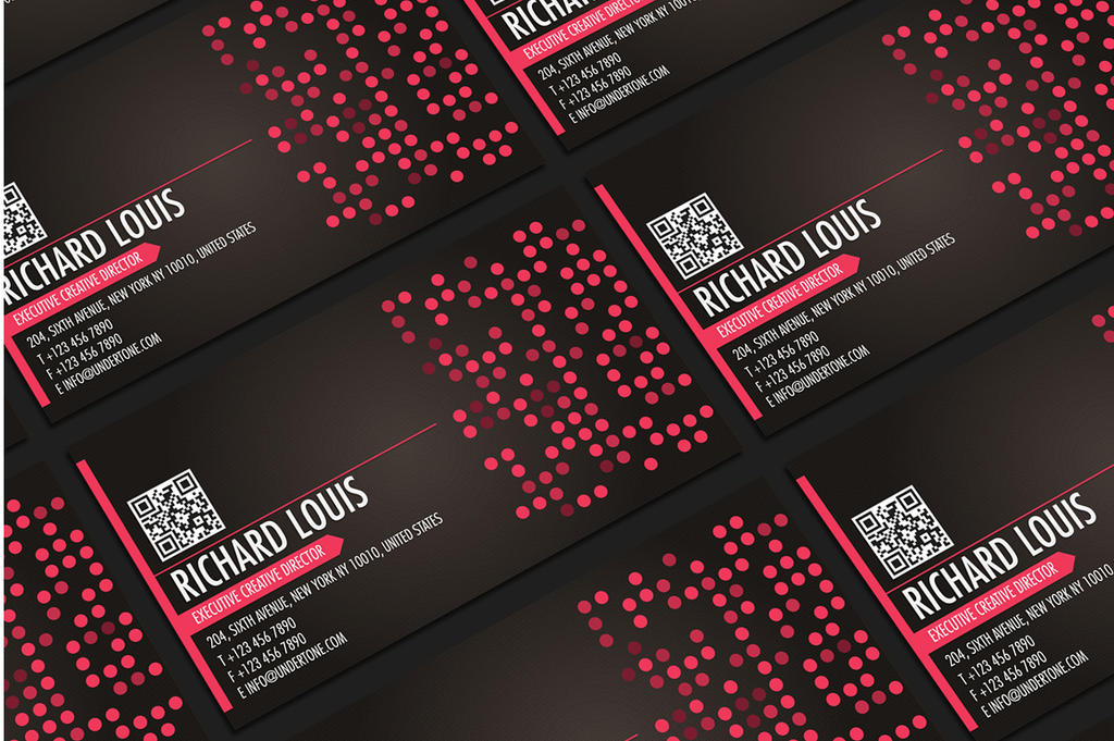 Great Hot Pink Business Cards Gallery - Business Card Ideas ...
