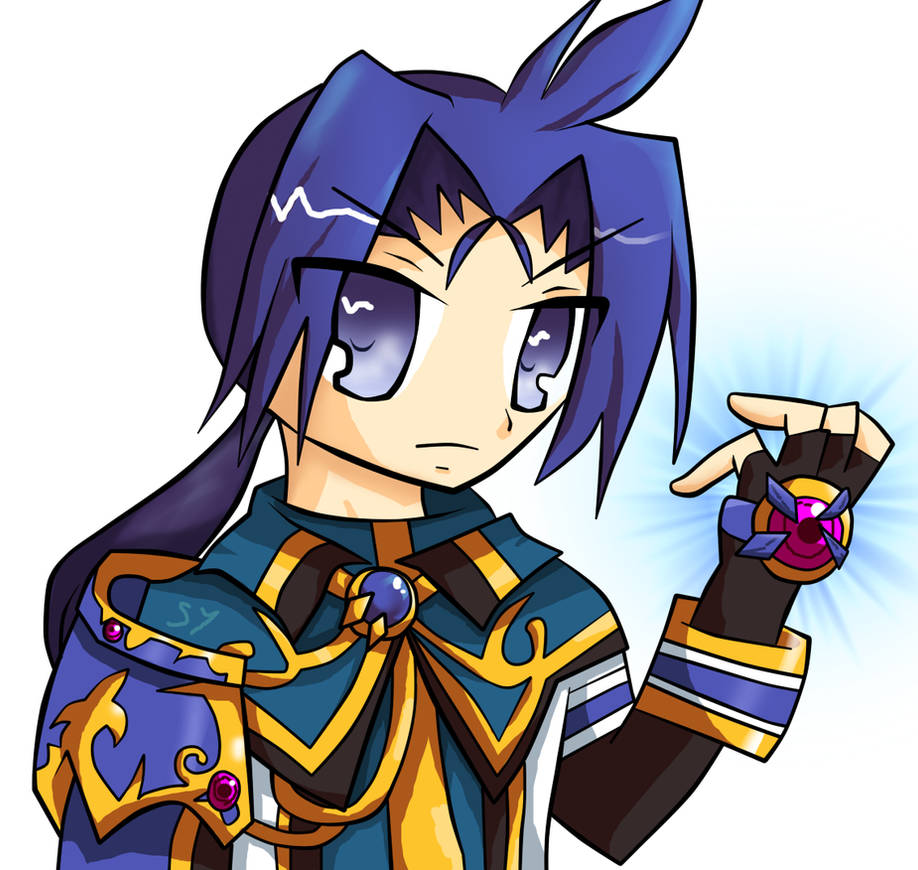 Grand Chase - Ronan by Kream-Cheese on DeviantArt