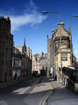 Candlemaker Row, Edinburgh