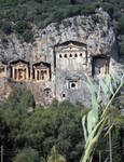 Lycian Rock Tombs 1