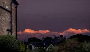 Ripon Sunset HDR 2