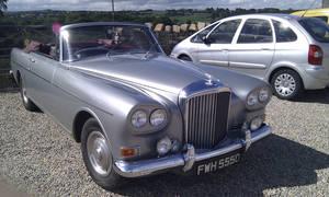 Old Bentley