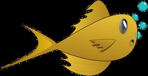 GoldFish Vector