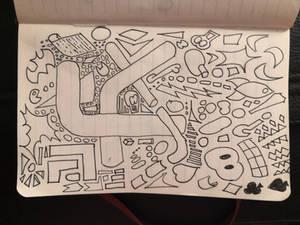 Jumble Doodle