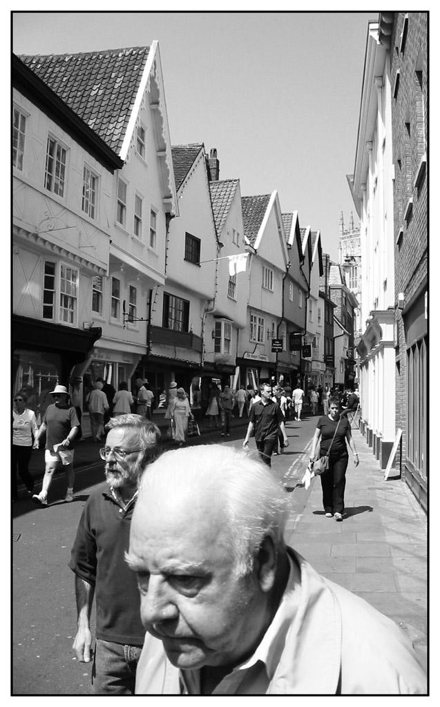 Shambles in York