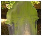 Gravestone in Corbridge