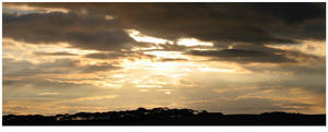 Lothian Sun Set