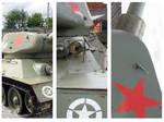T34 Tank Panel
