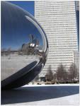 Chicago Mirror Ball