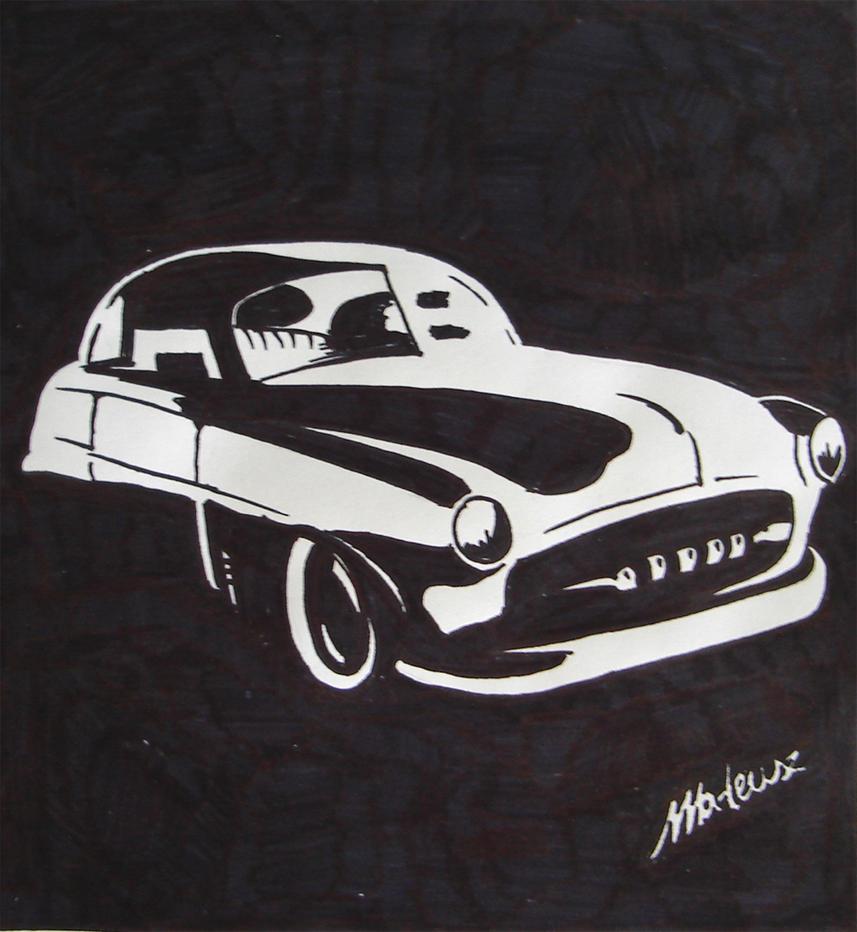 Old Car. by PolskaPuma