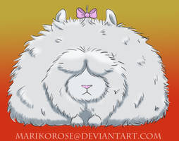 August- Puff Bunny