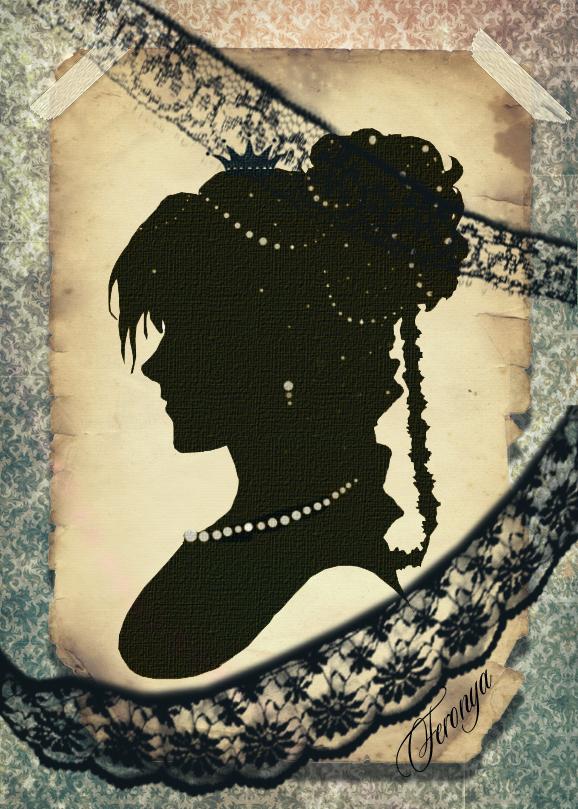 Vintage Silhouette by AlionaLeanca