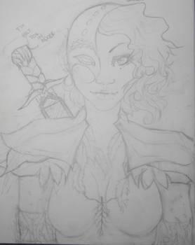 sketch - druid design