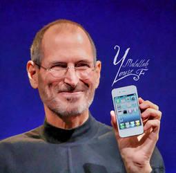 Steve Jobs - Paint