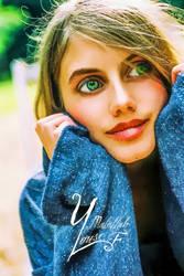 Melanie Laurent by Yousef Malallah