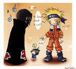 OMG what happen to sasuke?