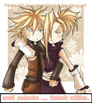 CNJ- Naruto and Ino