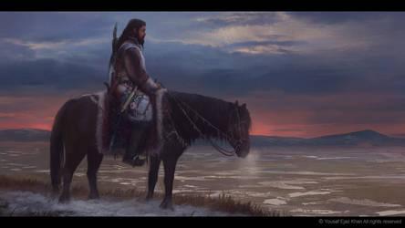 Nomad by yousaf-ejaz