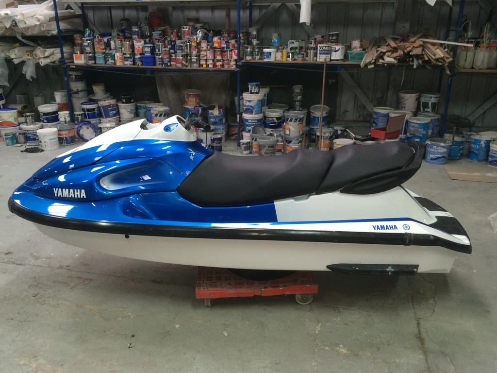 Jet ski yamaha xl 700 waverunner by atomdesign56 on deviantart for Yamaha jet skis