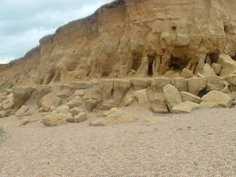 The Jurassic Coast 1 by Louise-Alicex